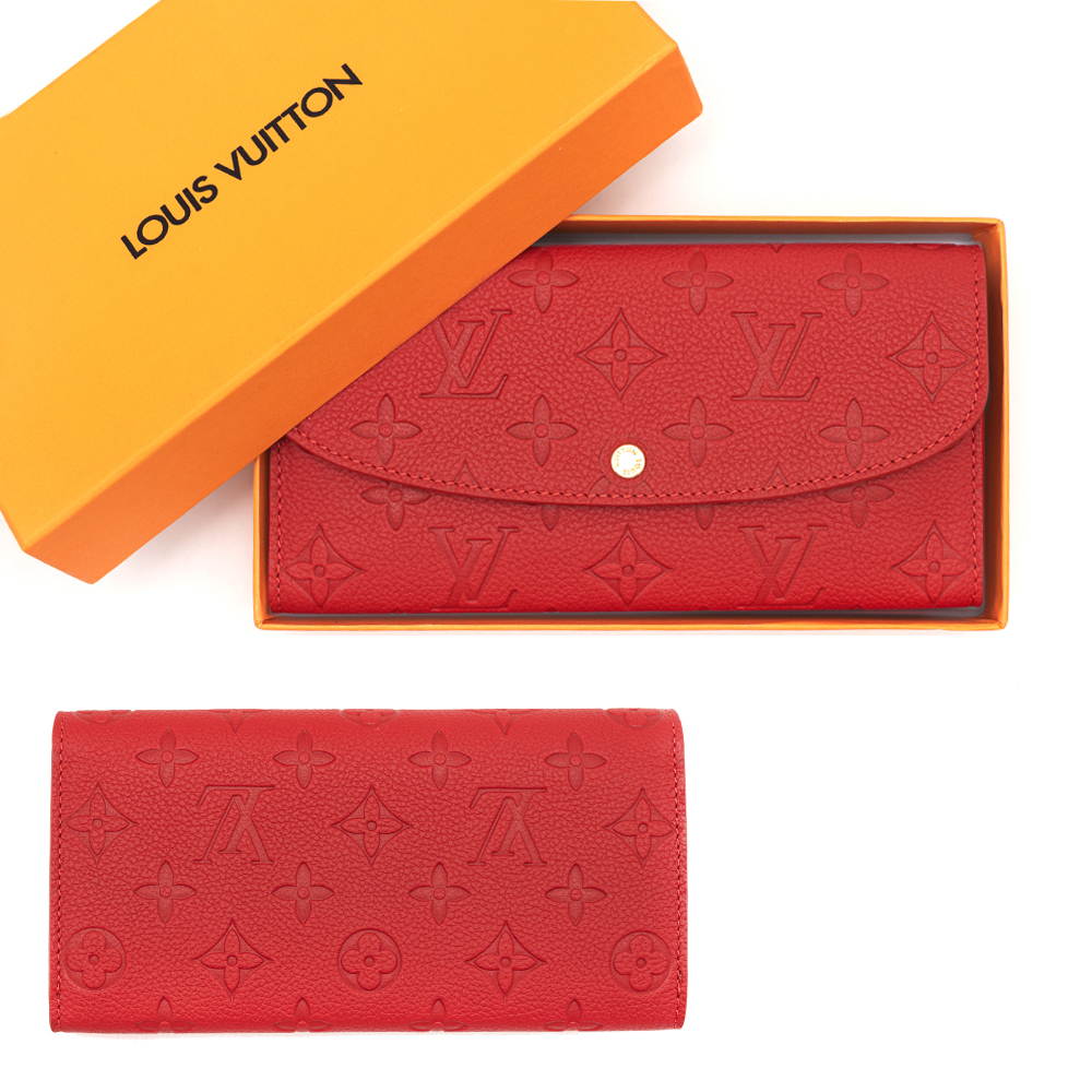 Louis Vuitton 4008 Kirmizi