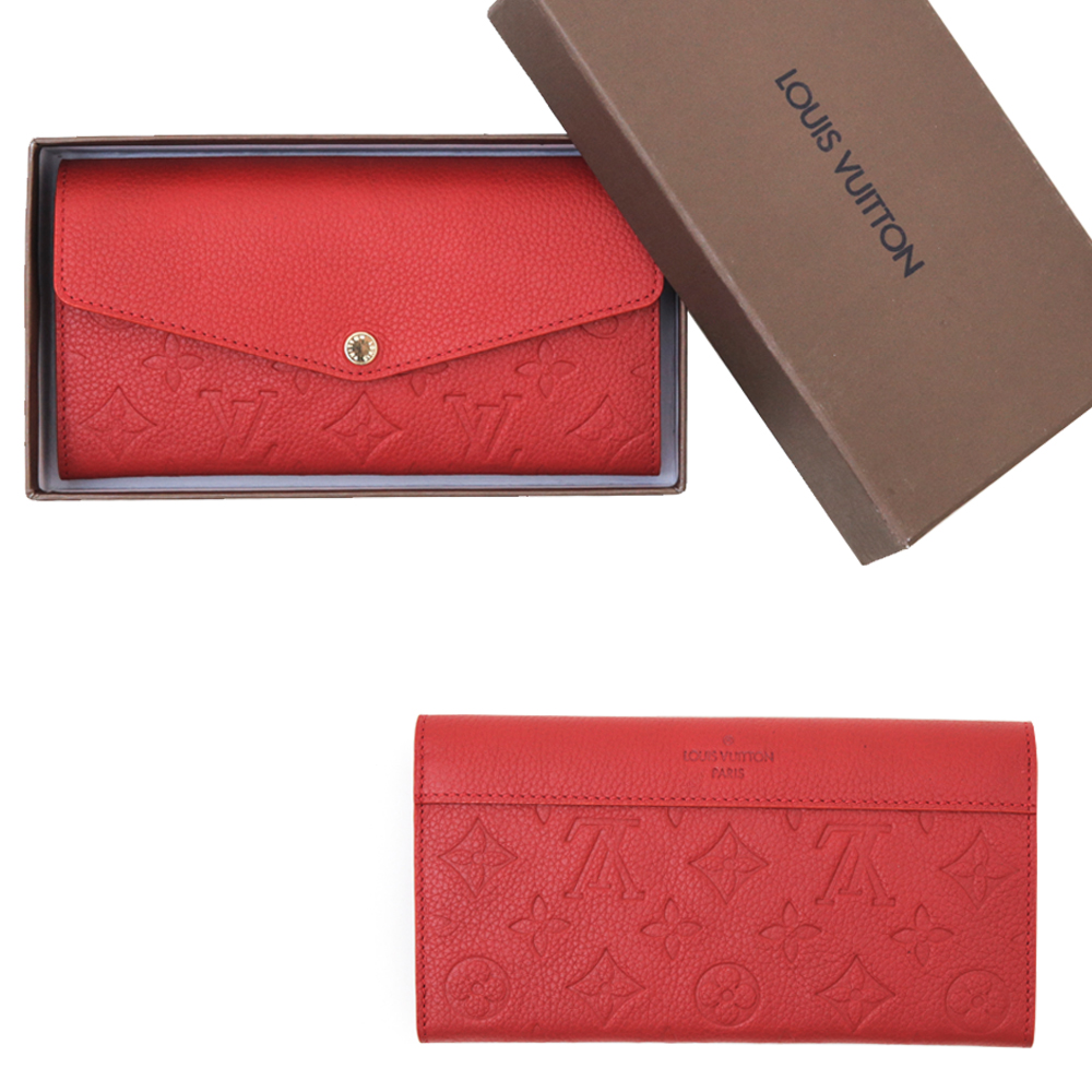 Louis Vuitton 4009 Red