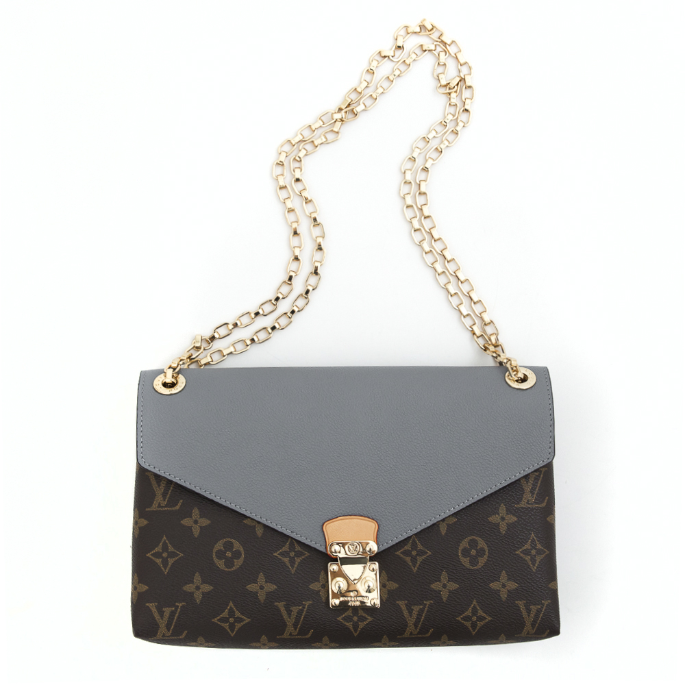 Louis Vuitton PALLAS CHAIN 432 Grey