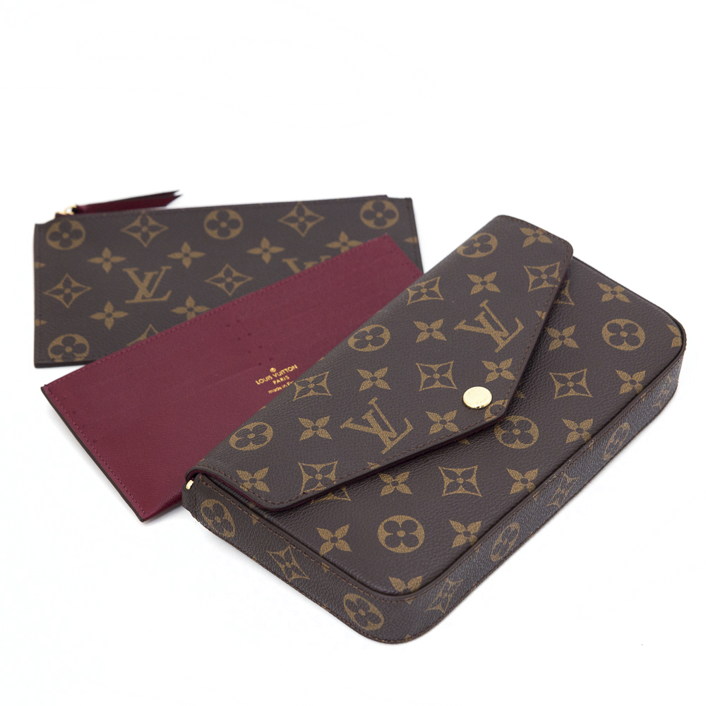 Louis Vuitton 7013 Bordo