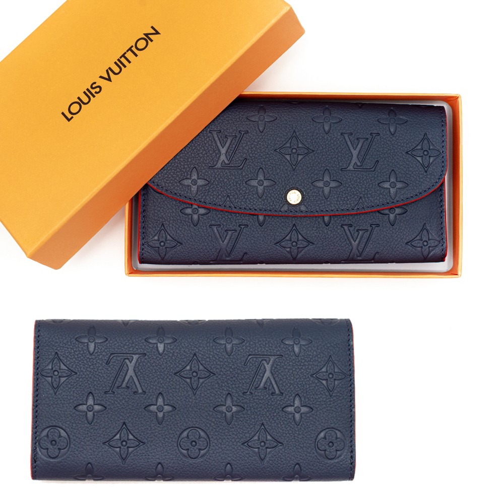 Louis Vuitton 4008 Lacivert