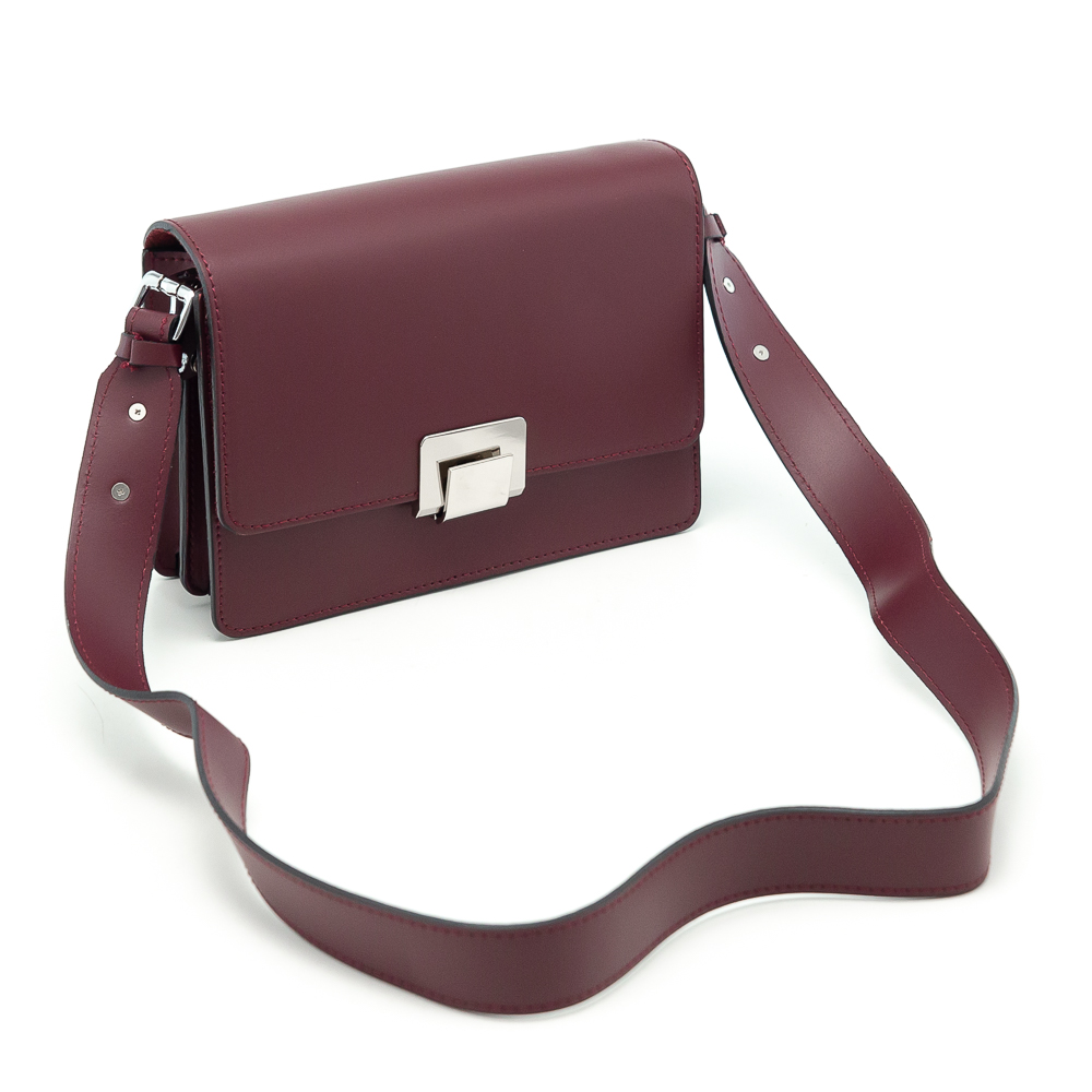 Leather Country 3293995 Bordo