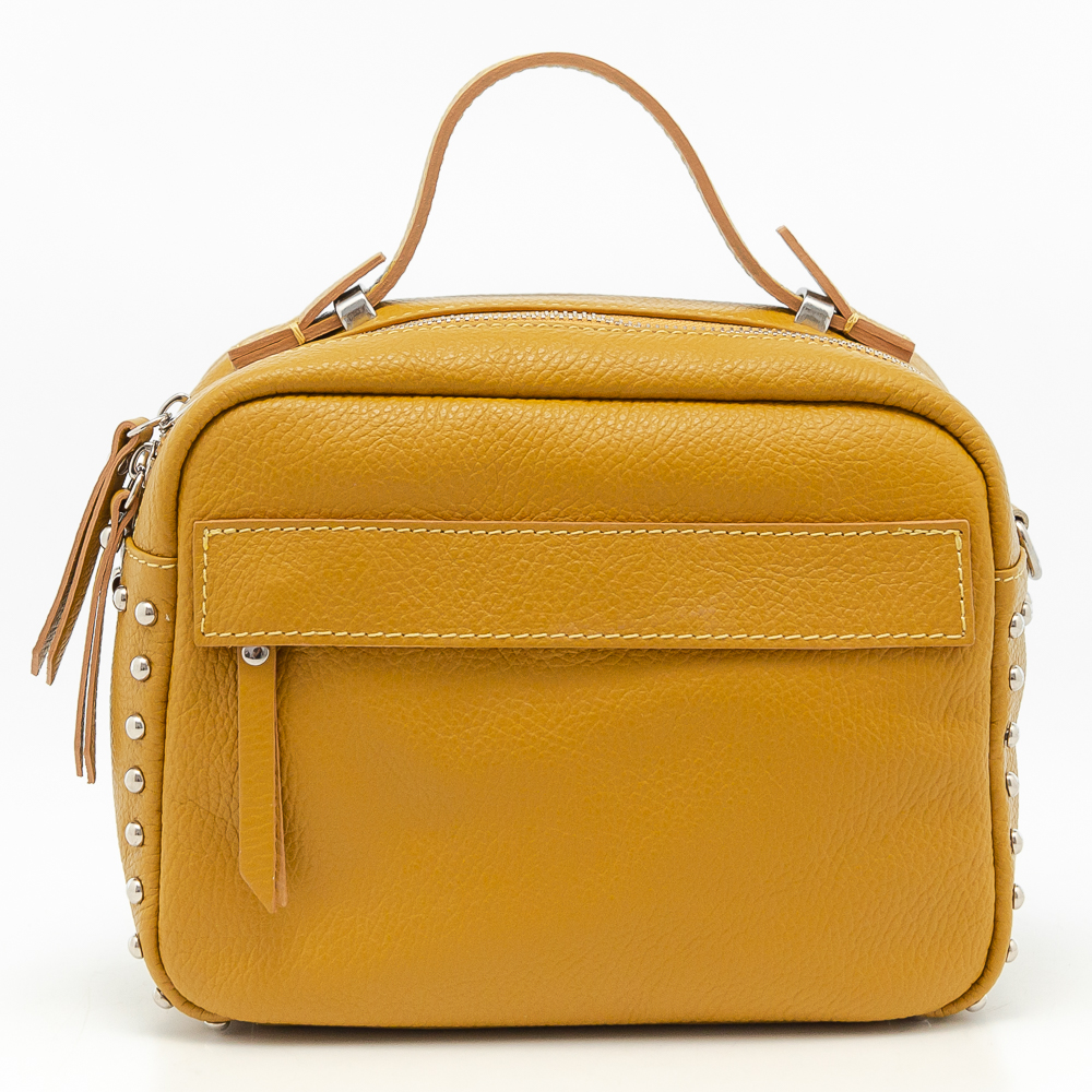 Leather Country 2892123 Mustard