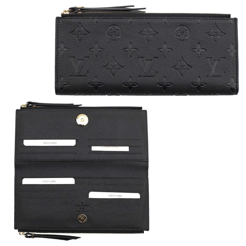 Louis Vuitton 4082 Black