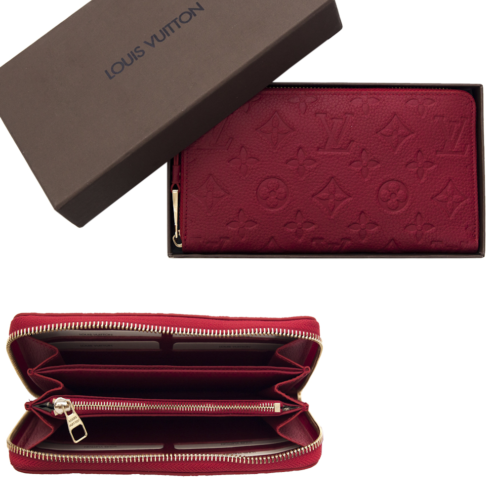 Louis Vuitton 1505 Red