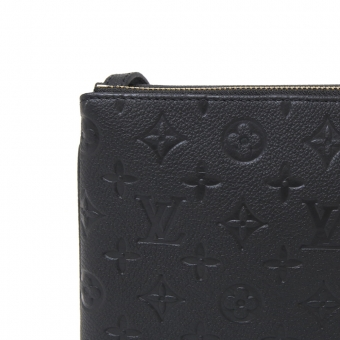 Louis Vuitton  Twice 464 Black